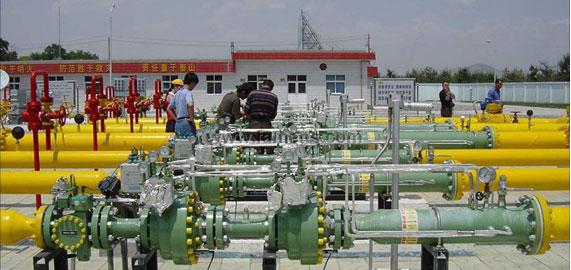 天然气行业应用