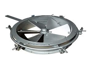 不锈钢风机专用调节阀